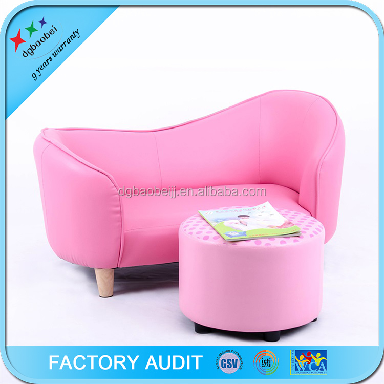 Kids Room Furniture Round Lounge Chair