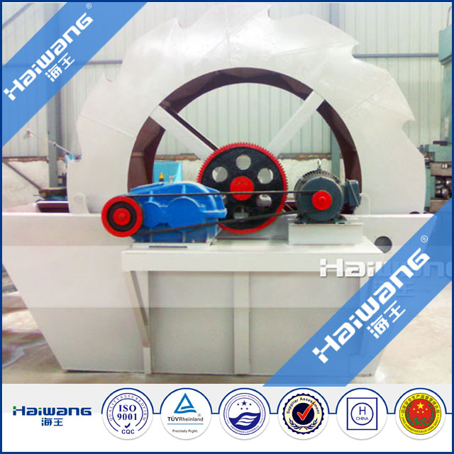 Haiwang Small Portable Sand Wash Machine