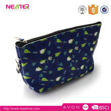 new product leather plain promotional cosmetic bag wholesale