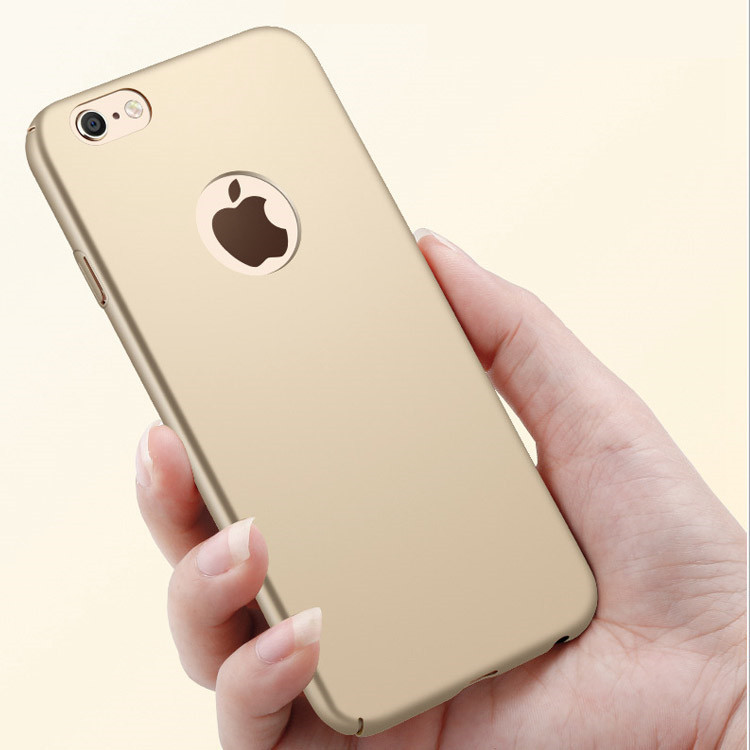 China Suppliers Plastic Hard Case For iPhone 6 Cover, Ultra Slim Metallic Matte Phone Cover For iPhone 6 Plus Case