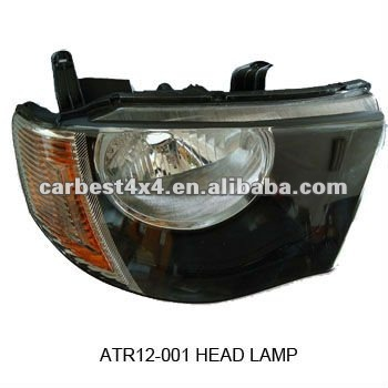 HEAD LAMP FOR MITSUBISHI TRITON 2012