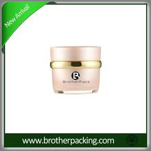 Latest Wholesale China Factory 15g 30g cosmetic jar 2016