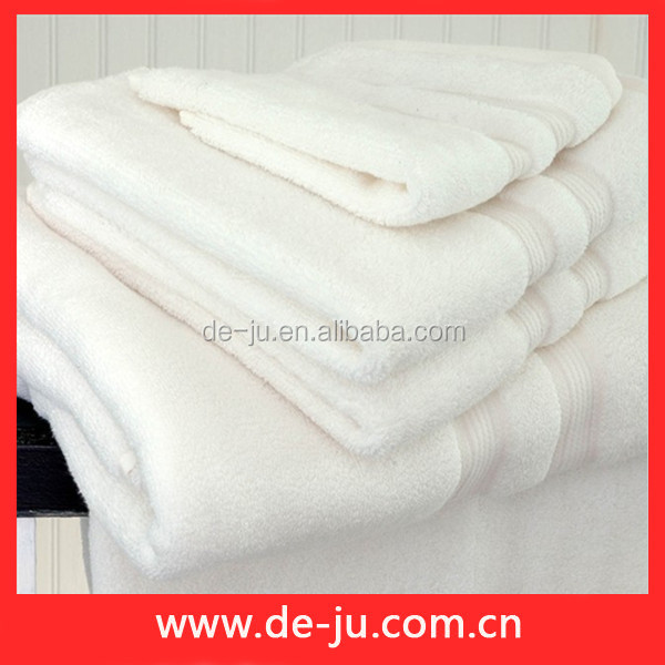 Plain White Hotel 100% Cotton Bleach Proof Salon