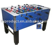 manual or electric coin operating soccer table football table kicker foosball babyfoot table