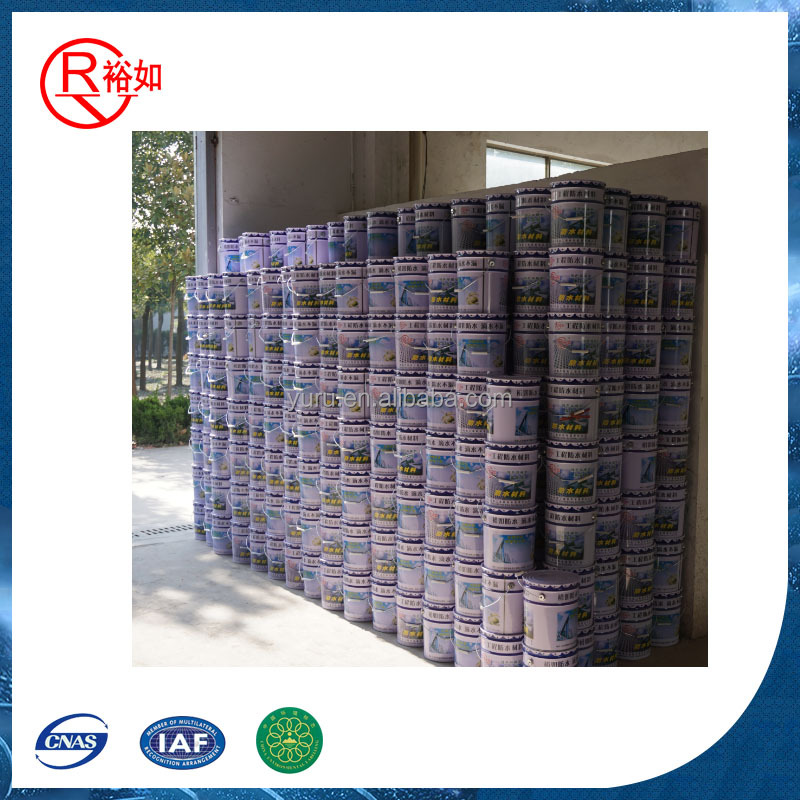 Roofing Waterproof coating material Single component polyurethane paint waterproof coating