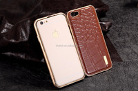 brand name mobile phone cover for oppo neo 5 back cover leather case