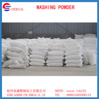 hand and machine laundry washing detergent powder