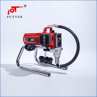 PT440i Electric Motor airless paint sprayer