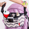 2017 New Design bag 600D baby Stroller Organizer