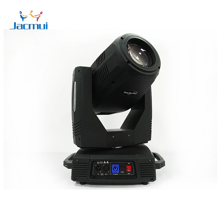 New Style Enlarge Gobo 17r beam wash moving head light for stage event