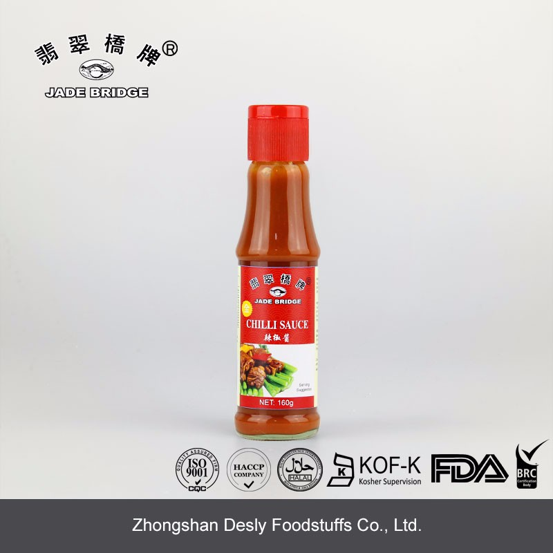 160g extra hot Chilli Sauce