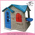 2017 hot new products outdoor playground playhouses