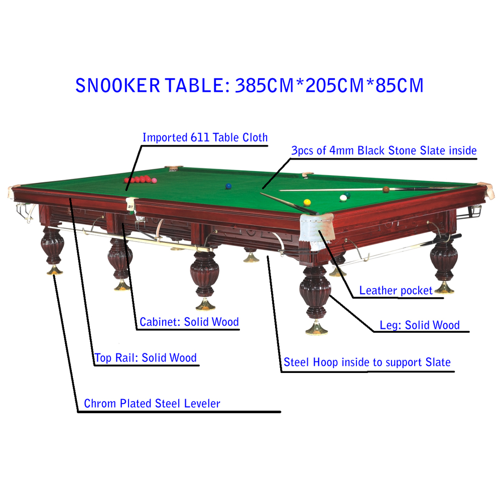 Cuesoul snooker table for sale snooker table at low price for 12ft snooker table for sale uk