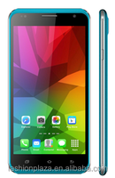 Cheap blue stylish android 3 sim card mobile phone