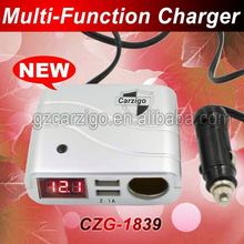 Shenzhen wholesale FCC CE ROHS approved base price 4*4 offroad accessories 9v cigarette car charger