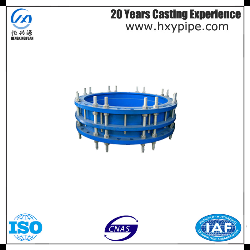 Spherical Cast Iron Dismantling Joints for Drinking Water Pipe with Factory Price