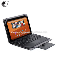 Hot Selling With Bluetooth Keyboard Stand For Various For Sony Classic Leather Book Laptop Case For Sony Z4