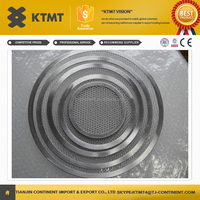 hot-selling low price aluminum perforated pizza pan screen