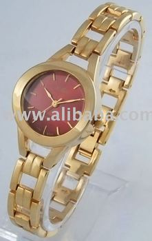 Trendy lady watch