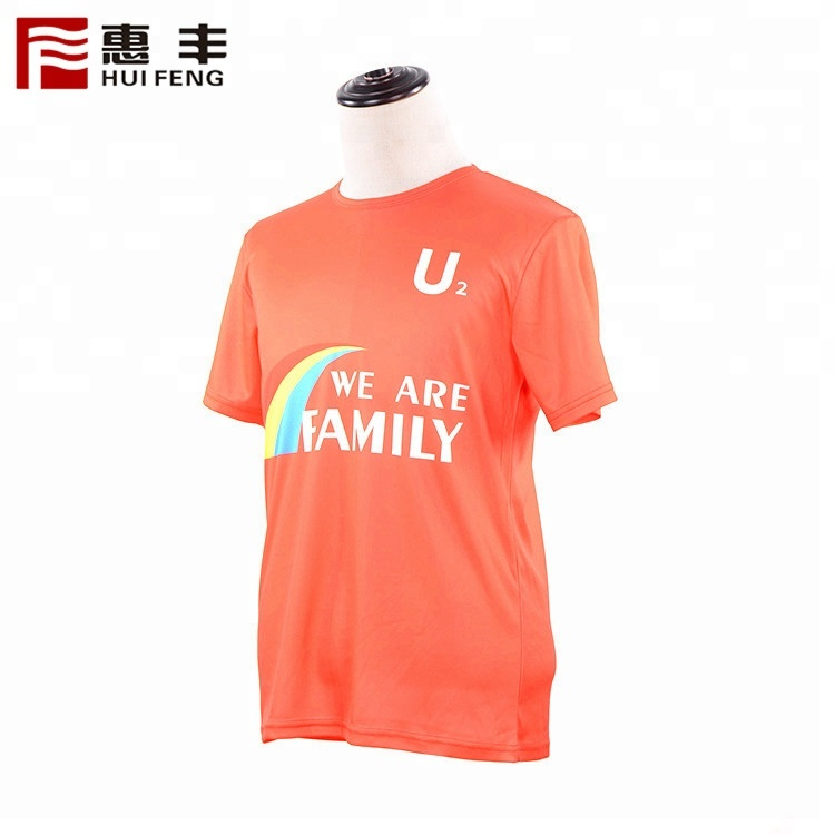 Digital Print Tshirt Odm Custom Print Family T Shirt