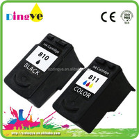 refillable ink cartridge for canon pg-810 cl-811 for MP245