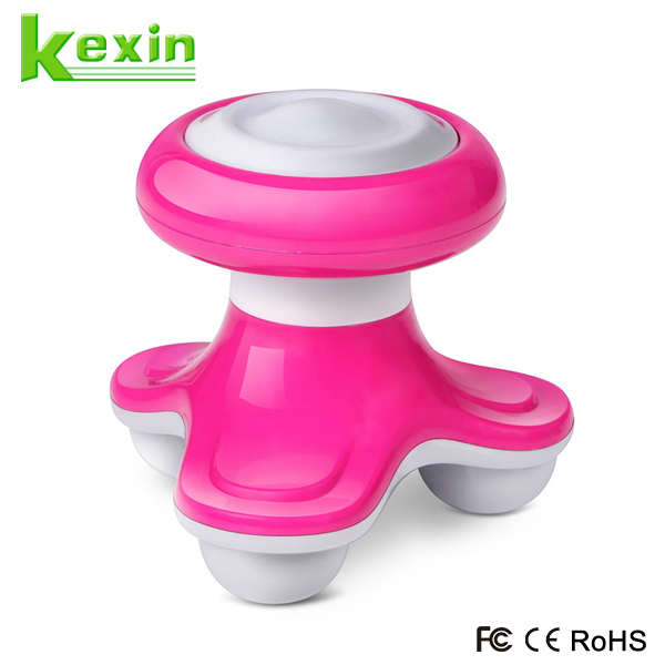 Battery Operated Hand Held Mini Electric Massager for Body