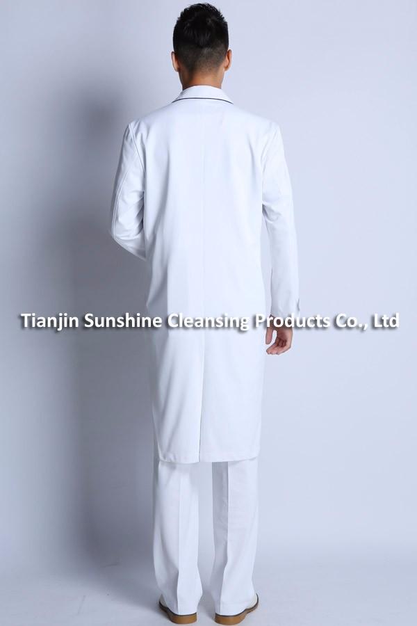 Fine Material Custom White Coats For Doctors, View custom white ...