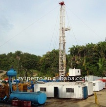 1500m mobile drilling rig