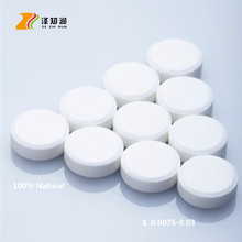 Light yellow coated 1000mg Vitamin C tablet