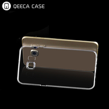Transparent Cover For Samsung Galaxy S6 Edge G9250 Clear Soft Gel TPU Phone Case
