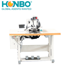HB-204-108 industrial good quality thick material seam reinforcement Rope Sewing Machine pattern sewing machine