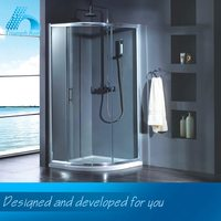 Export Quality Factory Direct Price Professional Design Circular Shower Enclosure