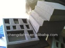 Soft polyurethane packing foam block