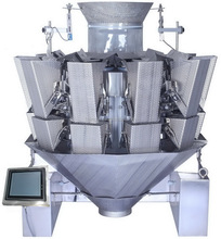 10 head dimpled buckets multihead weigher JY-10HDT