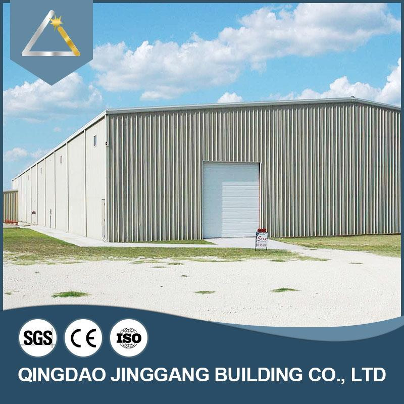 Factory Pre Made steel frame building cost