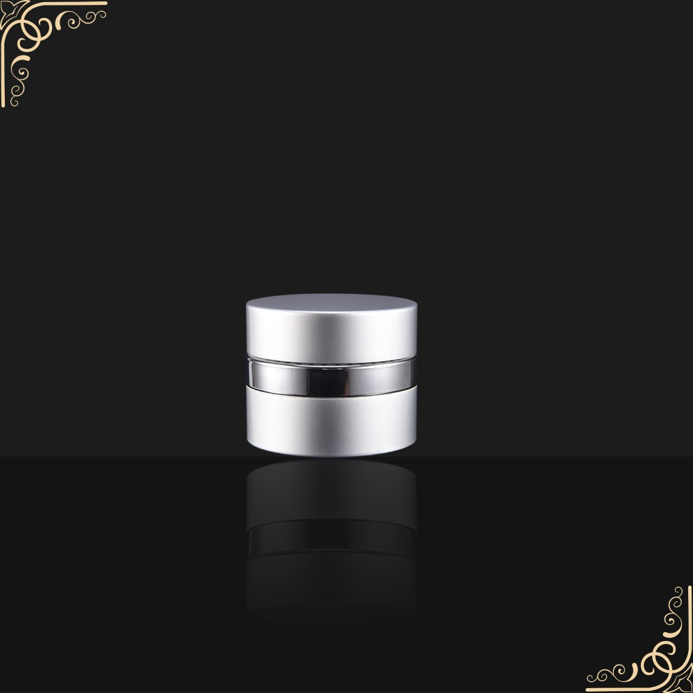 7g 15g 20g 30g 50g aluminum cream jar cosmetics cream empty jar