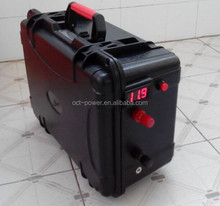 Professional solar energy storage system 12v 100ah portable battery pack