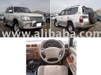 Land Cruiser Prado car