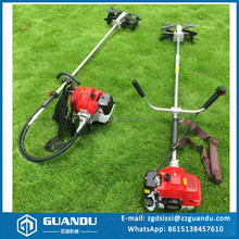 Simple farm tools of portable weeding machine / weed cutting machine