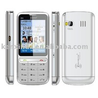 4 sim touch screen mobile phone M88