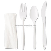 Disposable plastic cutlery/plastic cutlery set/plastic fork,knife,spoon