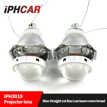 IPHCAR Wholesale LHD/RHD Light Universal HID Bi-xenon Headlight Projector Lens