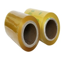 China factory clear food packing film food grade <strong>PVC</strong> cling film plastic wrap