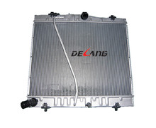 Shanghai all aluminum auto engine radiator in heat exchange system for TOYOTA HIACE 2.5 D 2005 2007 OE No.# 1640075471 DL-G028