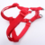 Nylon sublimation print dog leash and harness wholesale