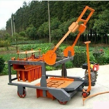 Holle Blok Machine, Cement Blok Machine, Qmr4-45 Blok Maken Machine