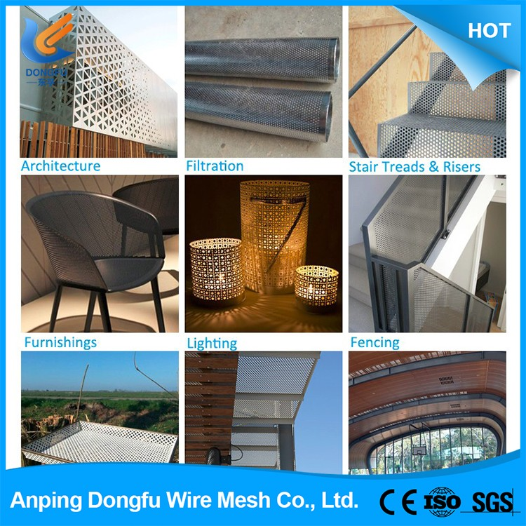 wholesale china import micro perforated metal mesh