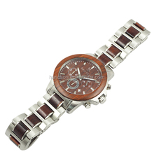 Made in China expensive wood watches life waterpoof, high quality wood watches with best quality