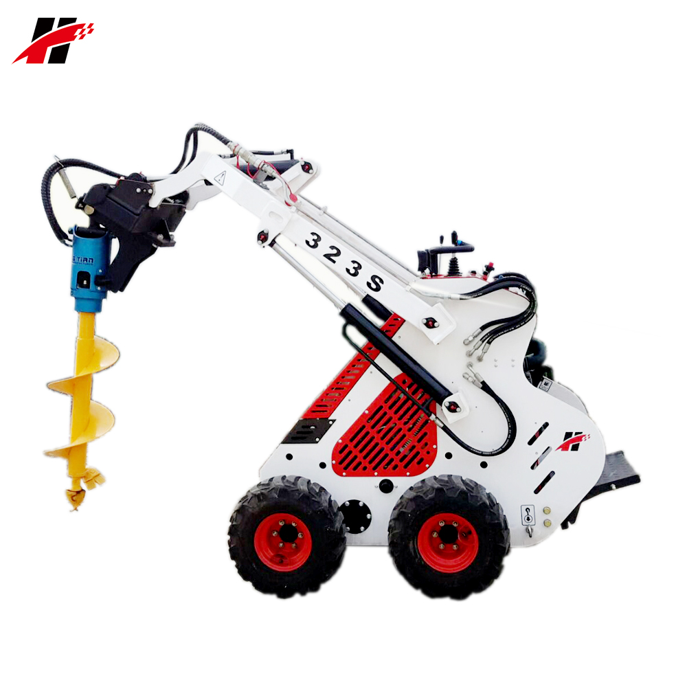 Dingo mini post hole digger model TY-323S