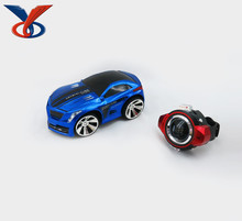 2018 New products Voice Command RC Car Rechargeable Smart Watch Radio Control Creative Voice Activated Racing Cars